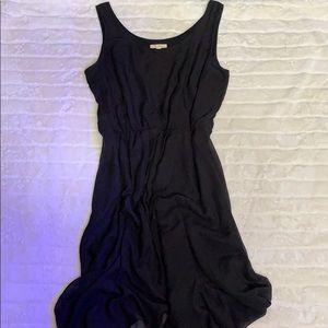 Dresses & Skirts - Black Chiffon Dress